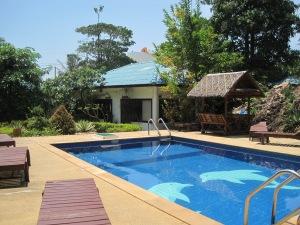 The Ananda Pool