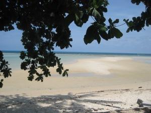 X2 beach view