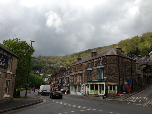 Nestled in the midst of Derbyshire countryside, Matlock Bath feels like a trip back to the 19th C