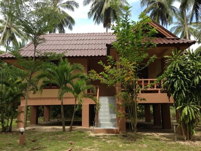 My Koh Phangan bungalow