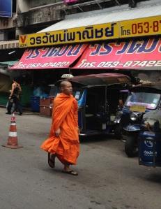Orange: Monk