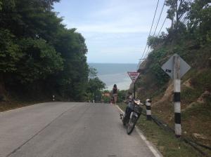 Koh Phangan hills