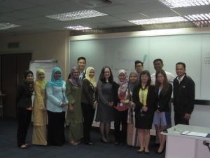My delegates in Malaysia